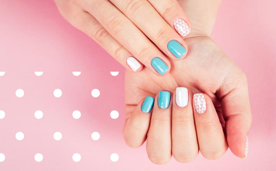 Manicure Hybrydowy Piękne Paznokcie Bez Odprysków