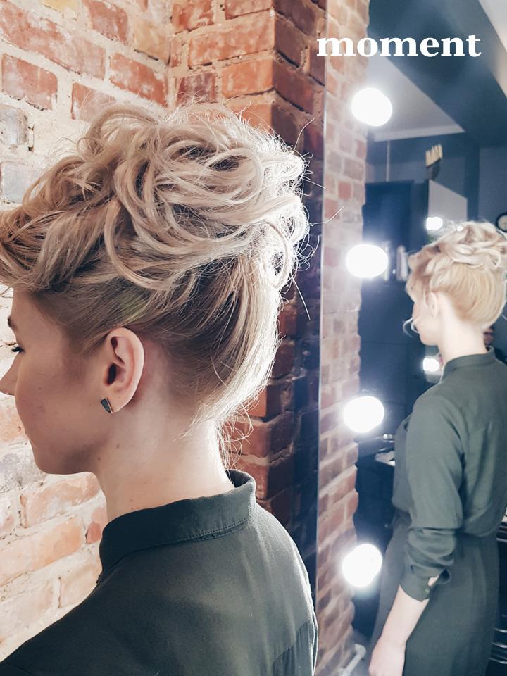 Sylwestrowa fryzura - 30 pomysłów