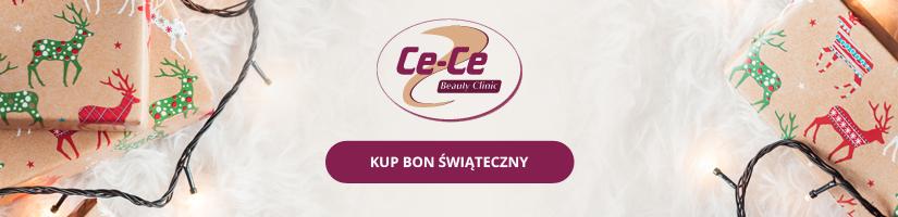 Bon podarunkowy Ce-Ce beauty Clinic Warszawa