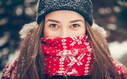 Pielęgnacja tarzy zimą