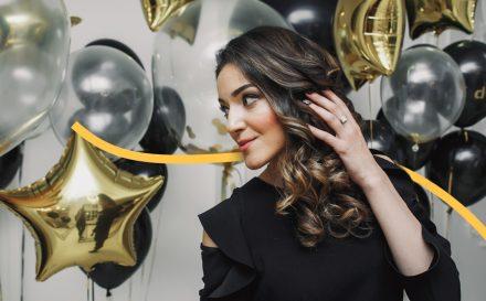 Sylwestrowe fryzury – 30 pomysłów