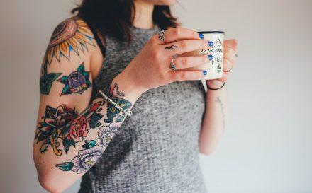 Poznaj botaniczne tatuaże