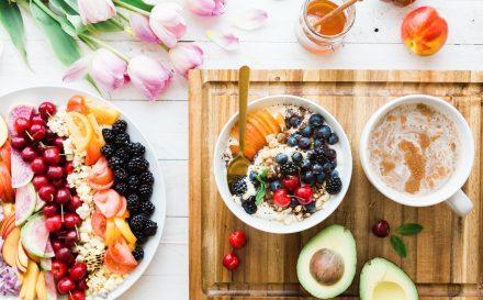 Owoce i warzywa w kosmetyce