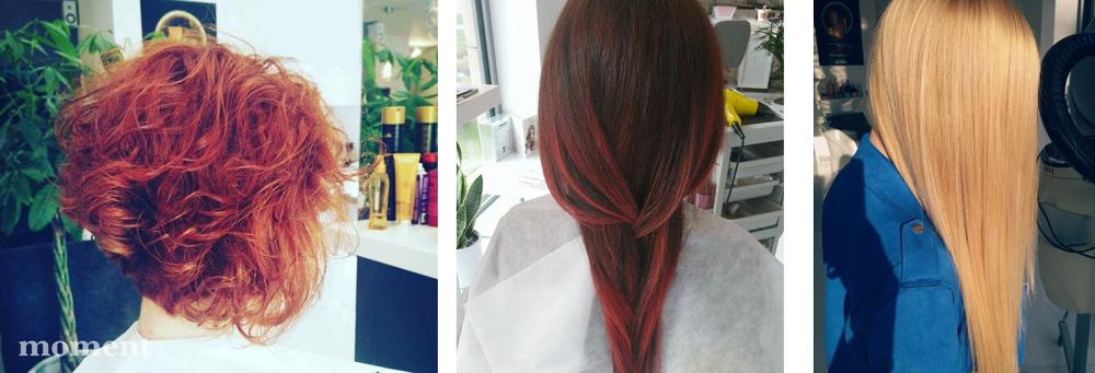 Modne fryzury i kolory włosów na wiosnę