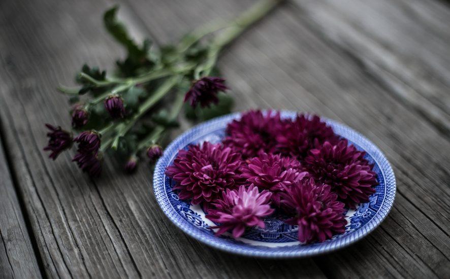 Kwiaty jadalne - źródło cennych witamin
