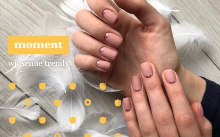 Wiosenne paznokcie – trendy, wzory i kolory