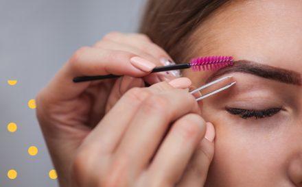 Laminowanie brwi – najlepszy sposób na niesforne brwi