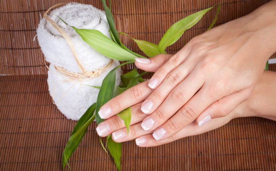 Manicure biologiczny krok po kroku