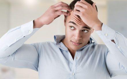 Łysienie u mężczyzn – jak je powstrzymać?