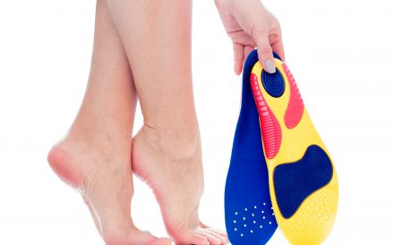 Poradnik jak dobrać wkładki ortopedyczne do butów