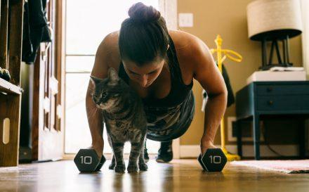 Zwalcz cellulit dietą i ćwiczeniami!