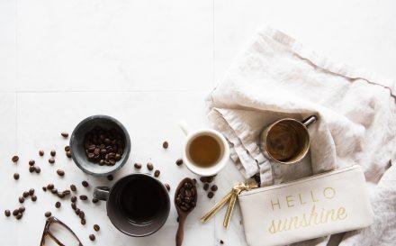 Kawa nie tylko do picia – jak wykorzystać ją do pielęgnacji skóry i włosów?