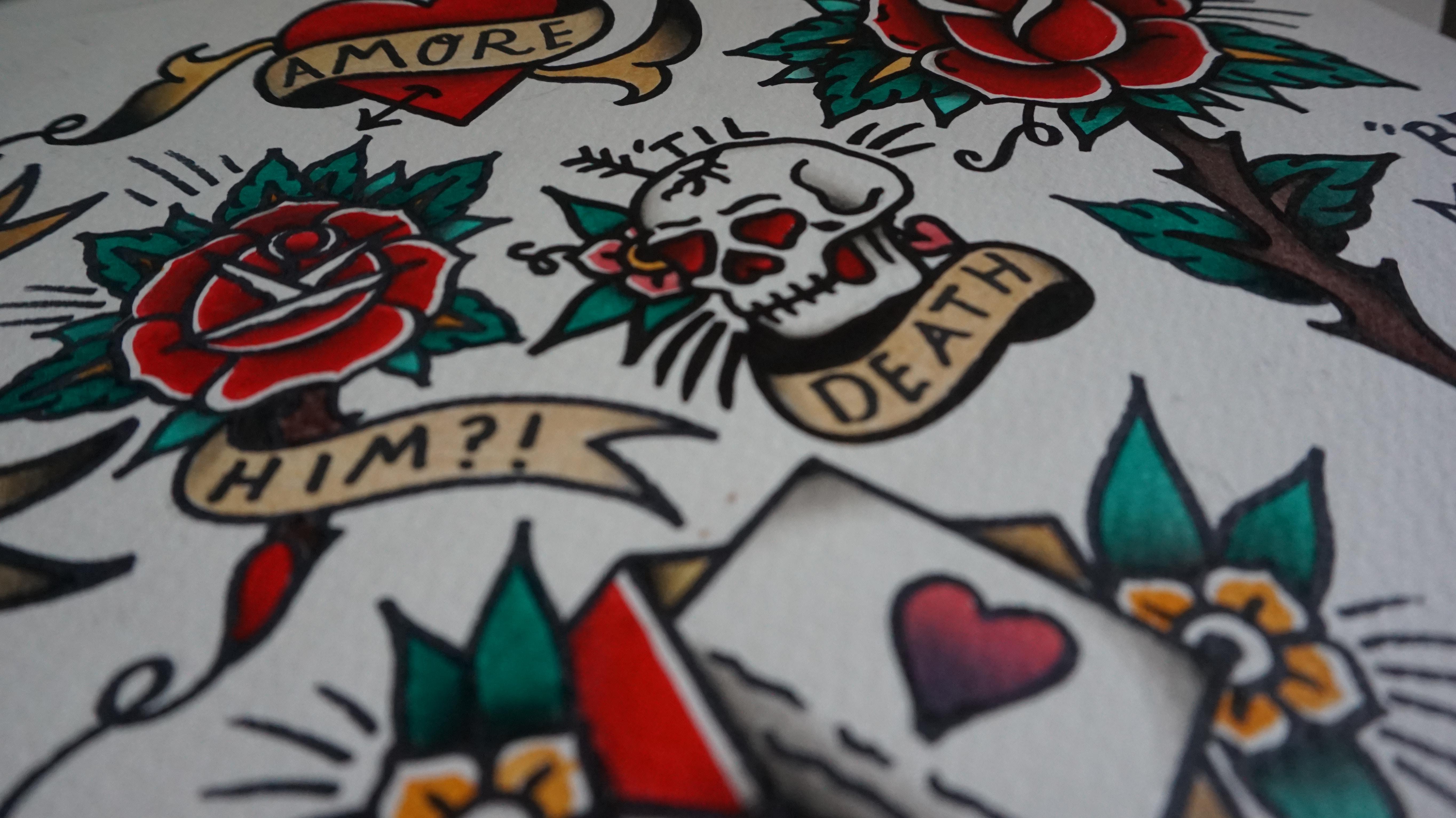Czy wiesz, jakie jest znaczenie tatuaży?