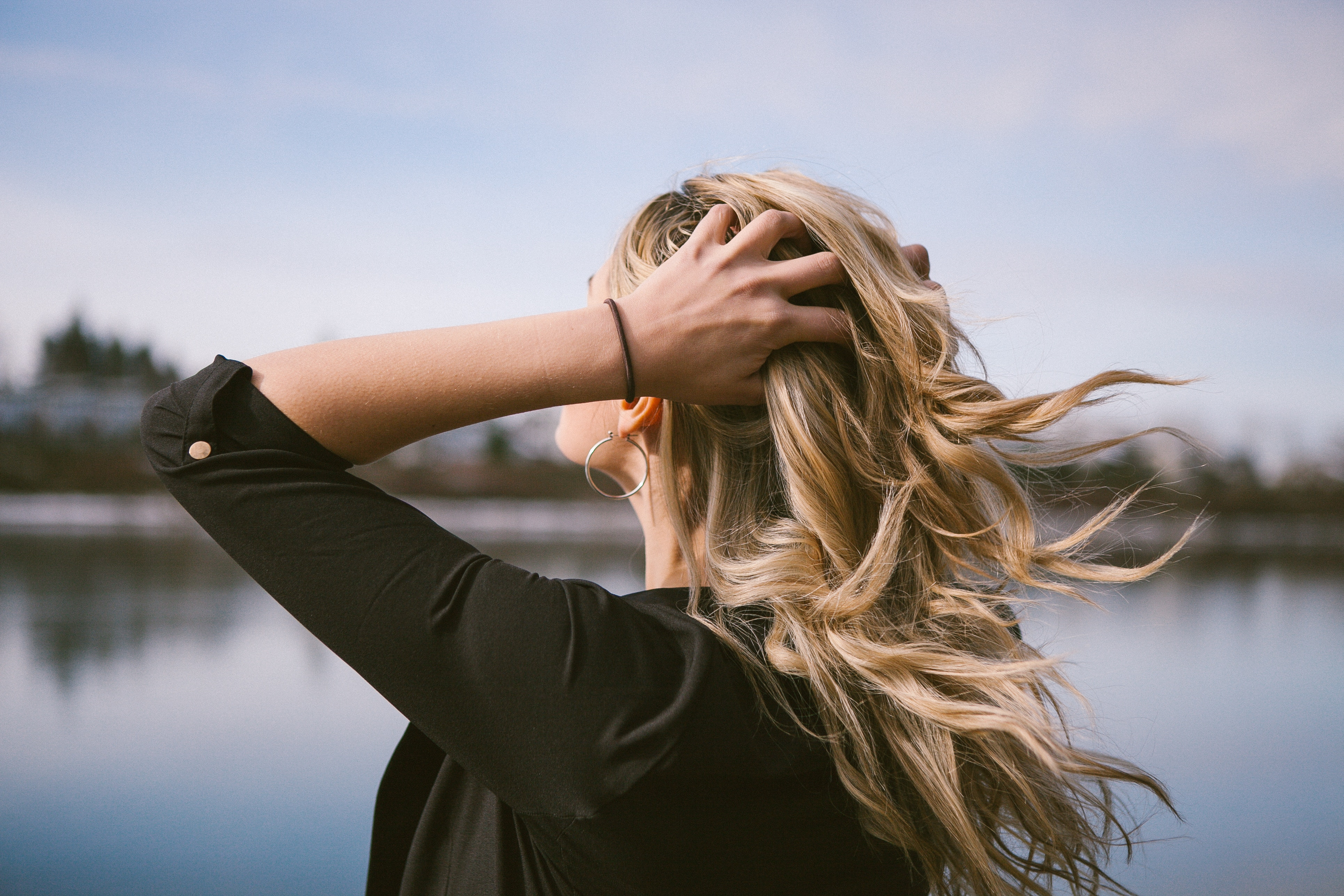 Ciemny Blond Różne Odcienie Popularnego Koloru Blog Moment
