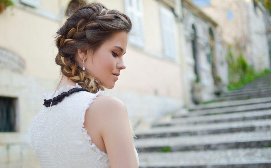 Jak Zrobić Warkocz Klasyczny Półfrancuski I Heidi Blog Moment
