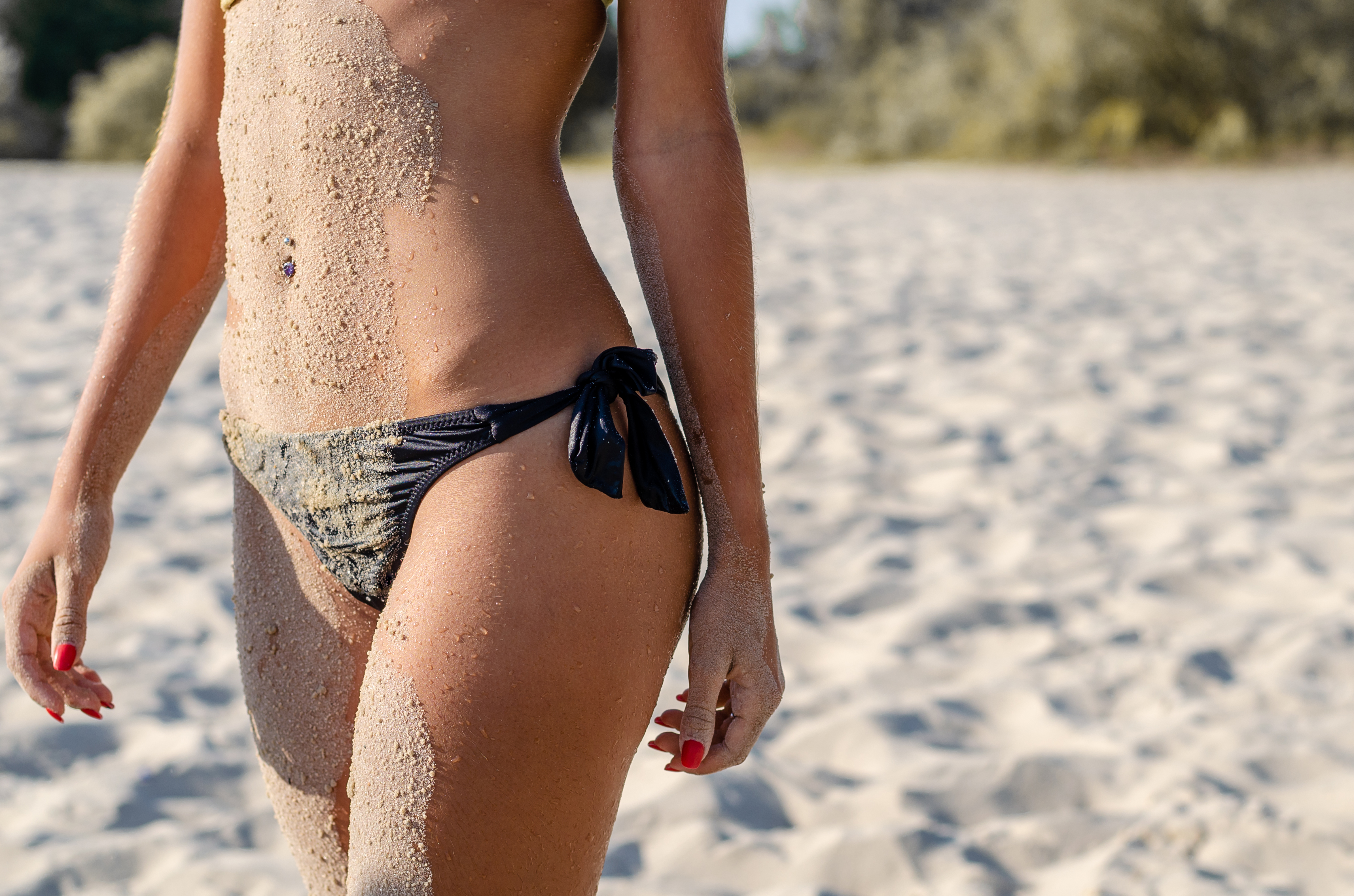 Golenie miejsc intymnych i waginy u dziewczyn - poradnik