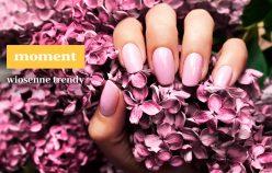Trendy w manicure na wiosnę 2019