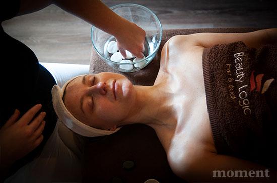 Jak przebiega masaż kobido?