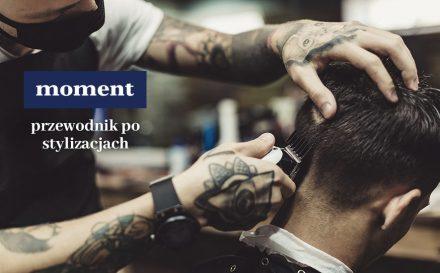 Stylizacje w Lucjan's Barber Shop