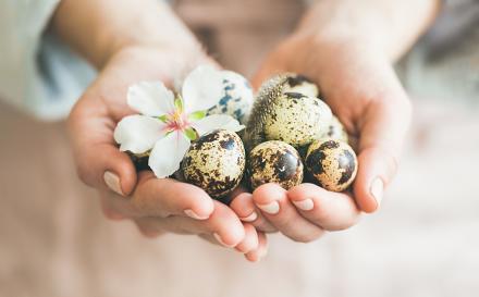 zadbaj o siebie na Wielkanoc