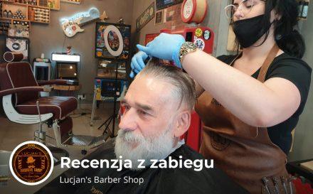 lucjan's barber shop