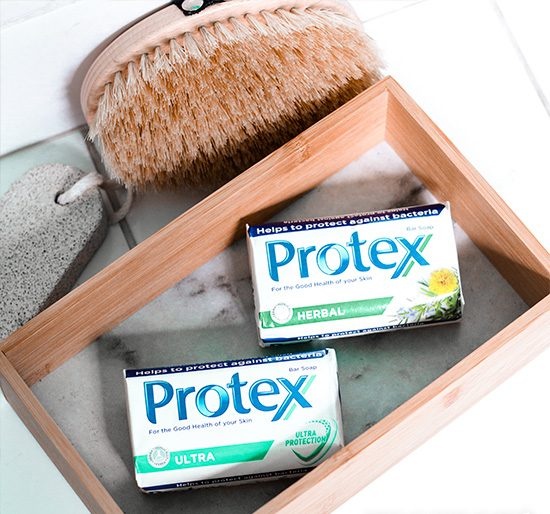 mydło protex