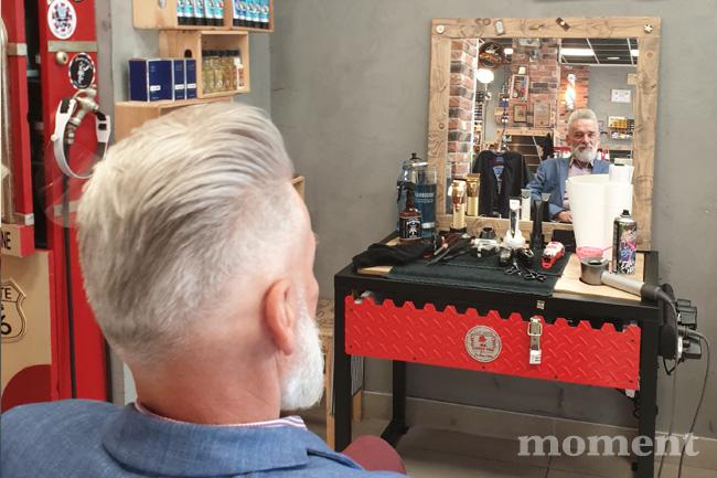Lucjan's Barber Shop efekt