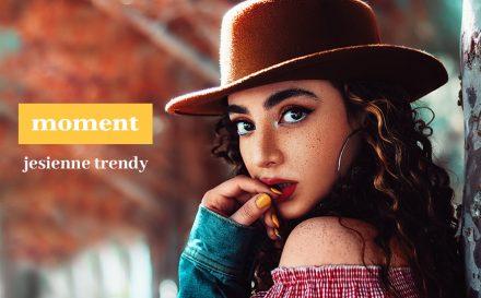 Trendy na jesień: makijaż, paznokcie, włosy