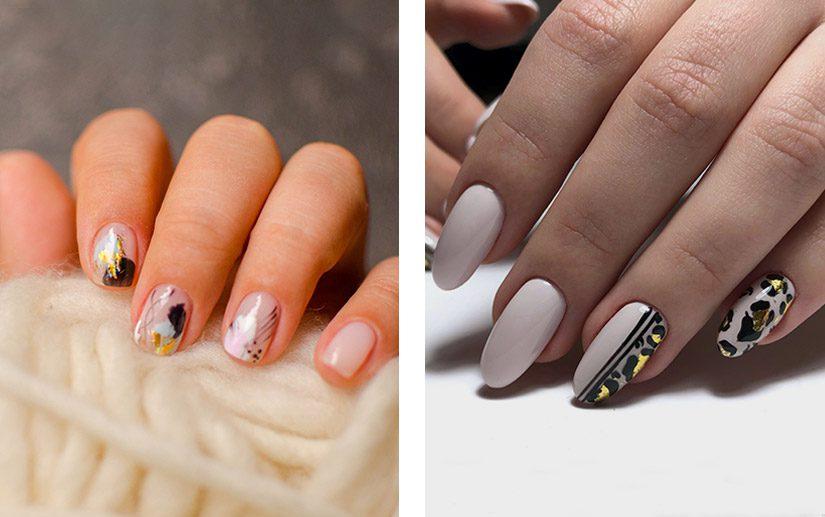 Trendy na jesień - paznokcie