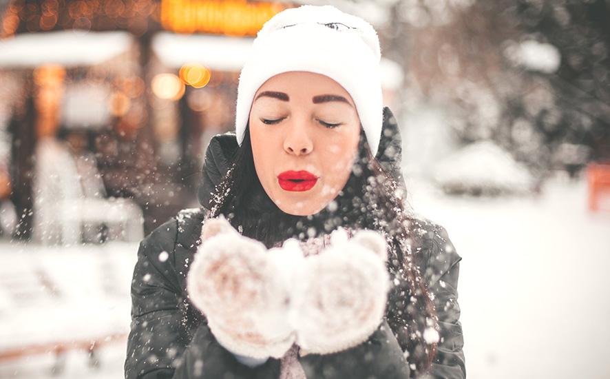 zimowa pielęgnacja domowa