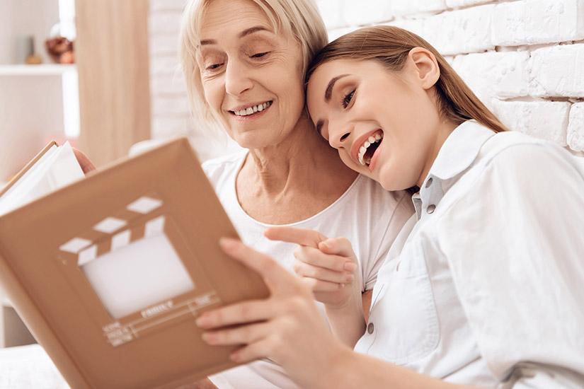 Pomysł na prezent na dzień babci - fotoksiążka