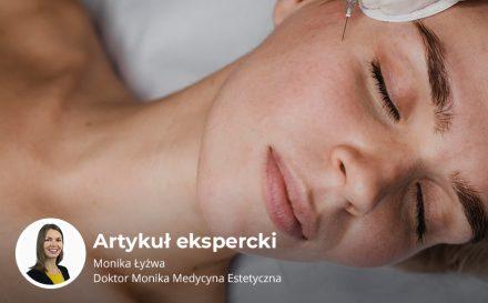 artykuł ekspercki pielęgnacja twarzy