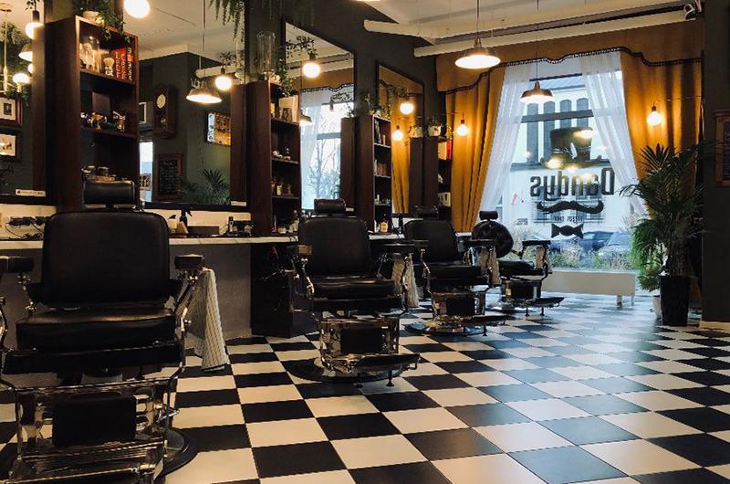 Barber Warszawa: Dandys-Barber-Shop