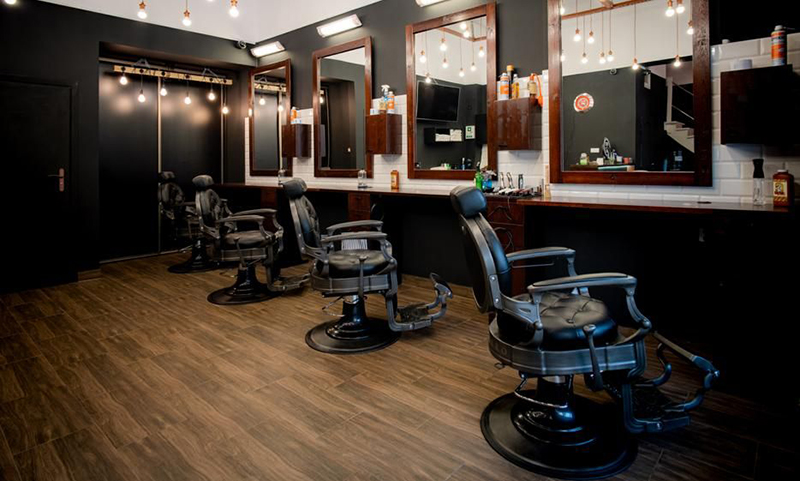 Barber Warszawa: MINT-Barber-Shop-Academy