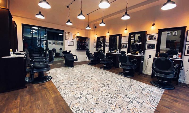Barber Warszawa: Warszawski-Golibroda-Barber-Shop-Centrum