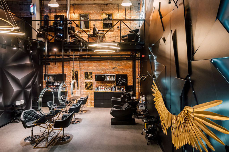 Barber Warszawa: Wonder-Barber-Luxury-LOFT