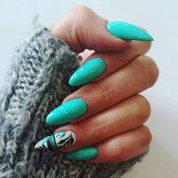 Manicure wiosenny-Instagram-@karolinas2908