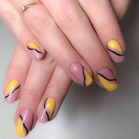 Manicure wiosenny-Instagram-@salonurodystylove