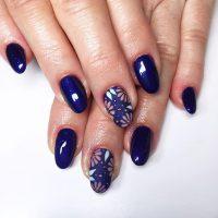 Manicure wiosenny-Instagram-@studiodominikablaszczyk