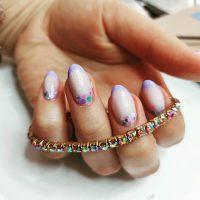 Manicure wiosenny-Instagram-@studiourodycudmiod
