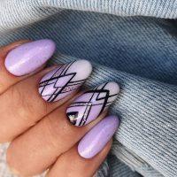 Wiosenny manicure- Instagram-@domka_bien_mar