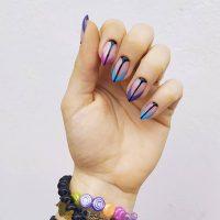Wiosenny manicure-Instagram-@nailsmama_