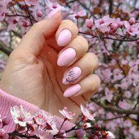 Wiosenny manicure-Instagram-@pani_nie_panna