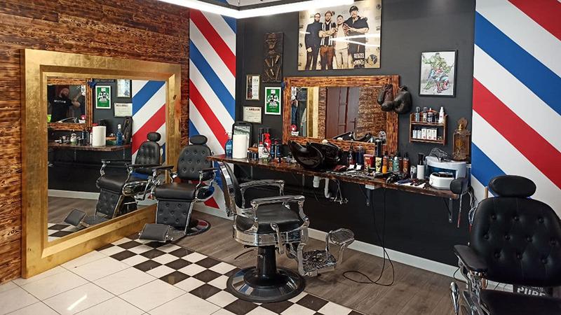Barber Wrocław -💈№ 1💈 by Vlad Shalaiev Barber Shop & Tatoo Studio