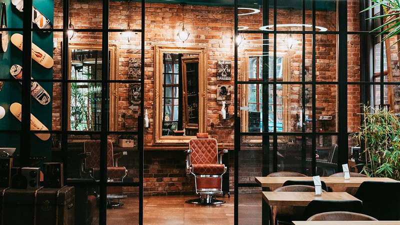 Barber Wrocław - BlackBeard - Barber - Fryzjer