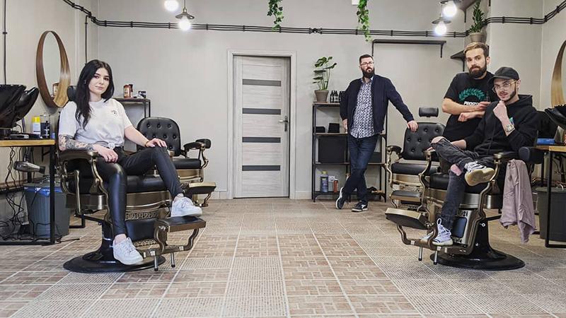 Barber Wrocław - Cyrulicy