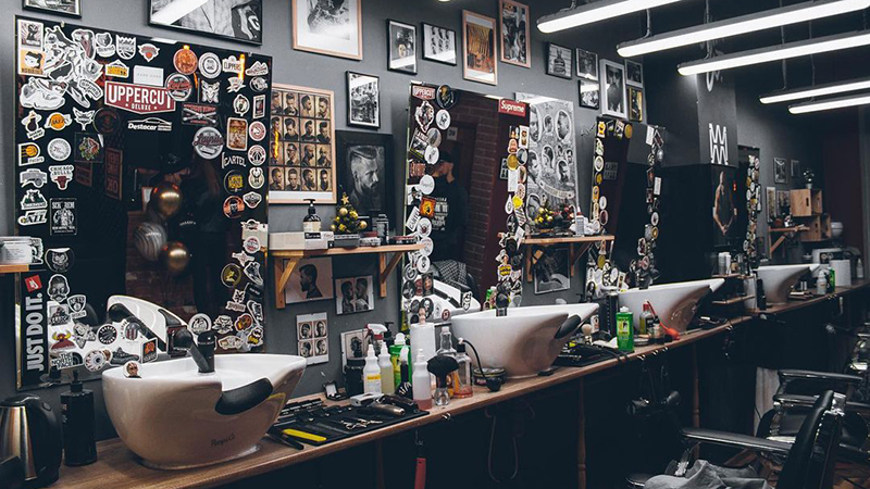 Barber Wrocław - THE MOST WANTED BARBERSHOP