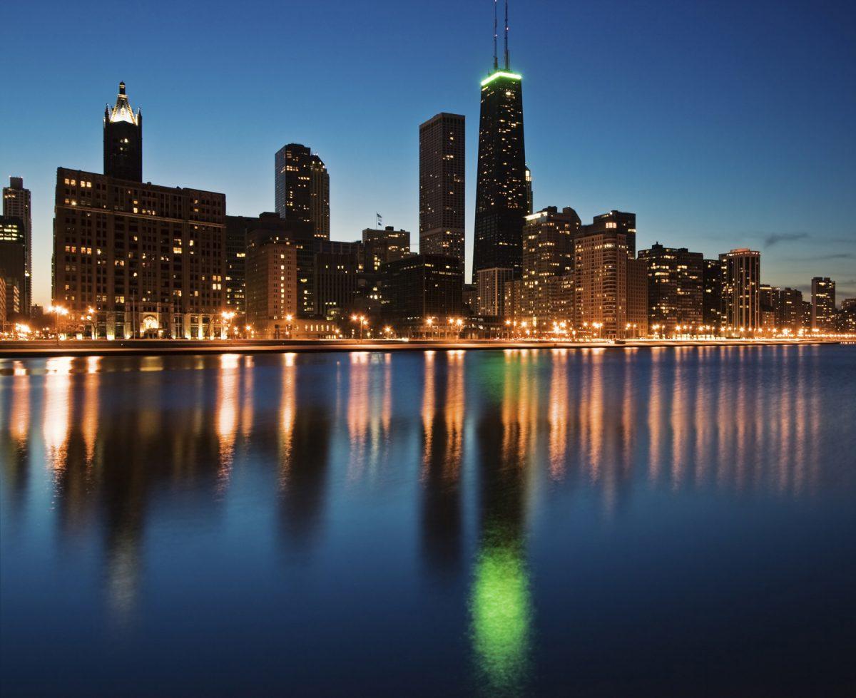Chicago's gold coast, home of Danyel Nicole beauty