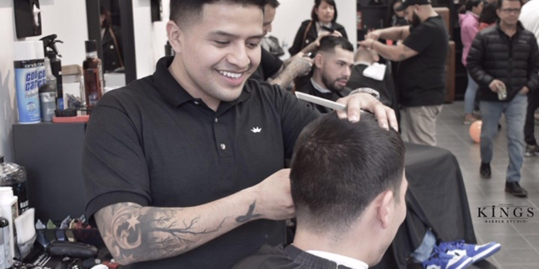 Chicago Spotlight: King's Barber Studio - Booksy - Blog