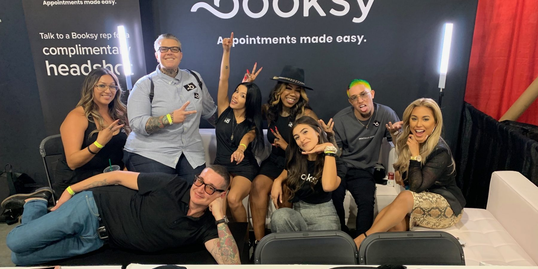 Booksy On The Road The Las Vegas Barber Expo